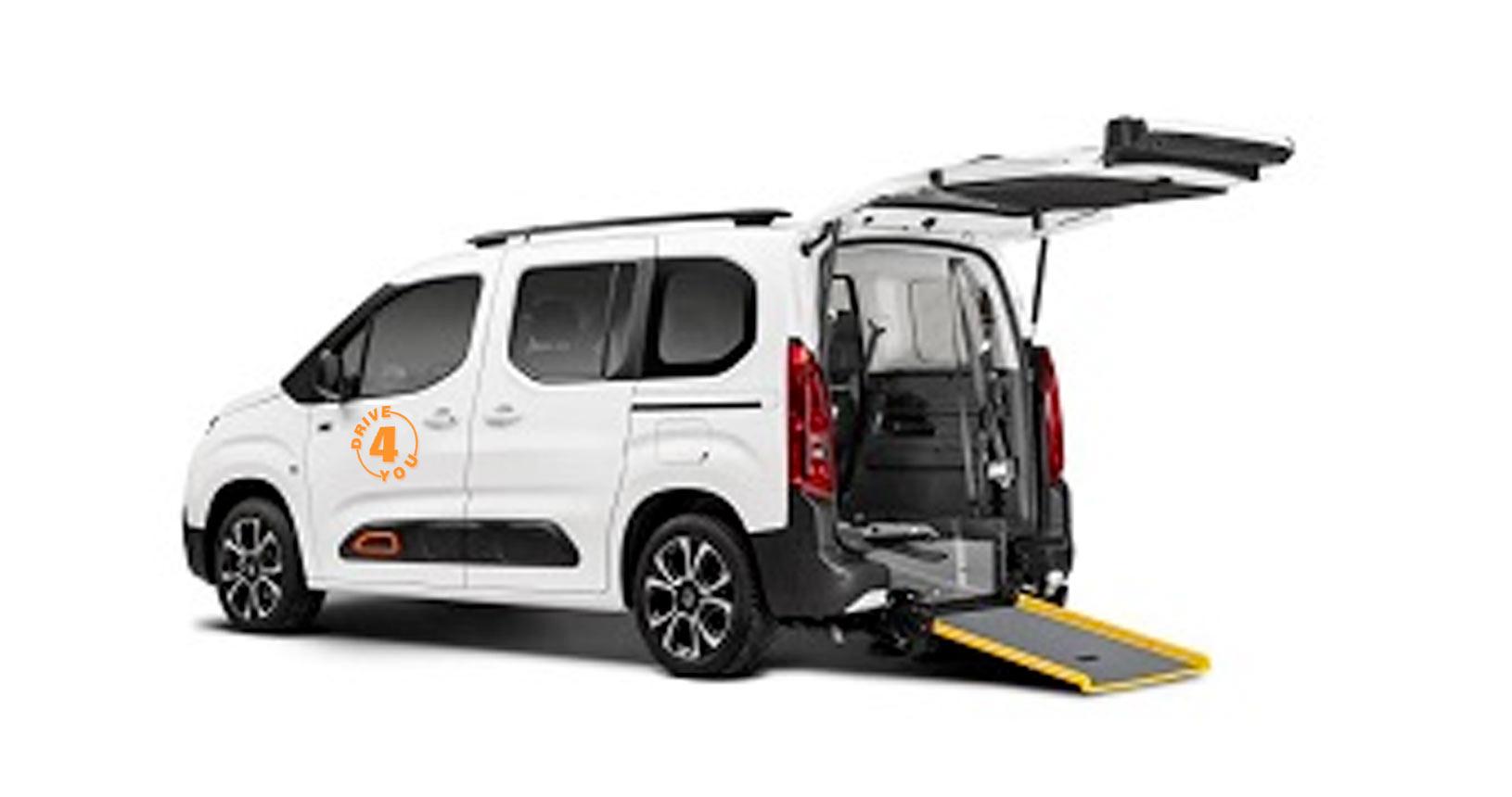 Transport adapté handicapé Drive4You