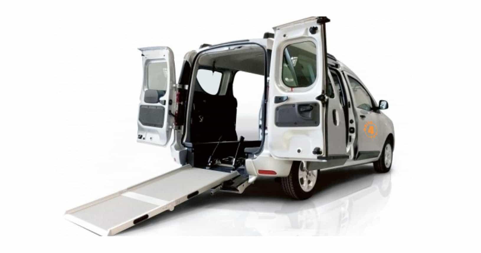 Transport handicapé Drive4You