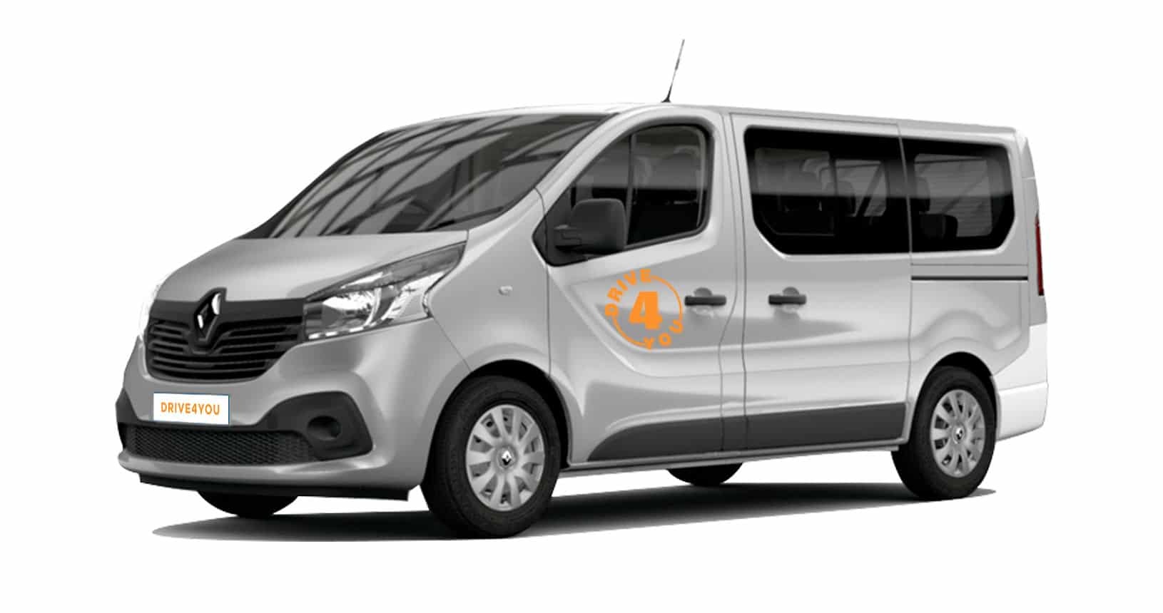 Renault trafic handicapé drive4you
